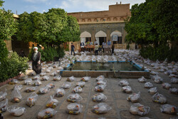 فعالیت مدارس علمیه تهران در عید غدیر/ از توزیع بسته های معیشتی تا راه اندازی پویش