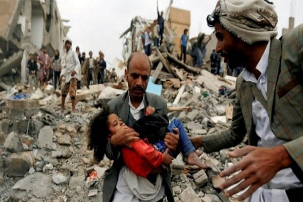4 Yemeni children killed by Saudi Coalition