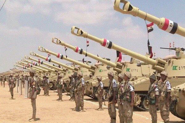 Egypt Parl. endorses troop deployment in Libya