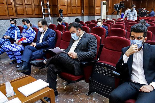 هشتمین جلسه دادگاه مدیران سابق بانک مرکزی برگزار شد