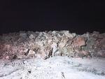 رانش زمین و ریزش کوه در شیراز / تخلیه حدود ۴۰ منزل مسکونی