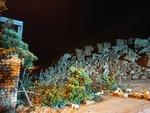 فیلمی از رانش زمین در شیراز