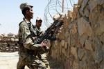 درگیری میان نیروهای مرزبانی افغانستان و پاکستان/ ۱۳ نفر کشته و زخمی شدند