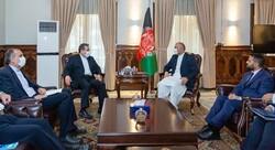 ایران کا افغانستان میں قیام امن اور صلح کے سلسلے میں تعاون اور مدد پر آمادگی کا اظہار