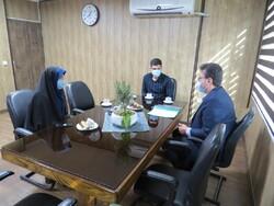 اقدامات نهایی برای ساخت کتابخانه مرکزی قزوین بررسی شد
