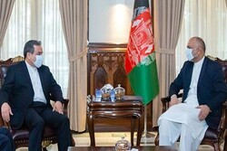 جاهزون لمساعدة الحكومة في أفغانستان للمضي قدماً بعملية السلام