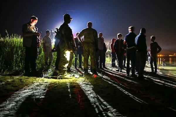 Van'da keşif uçağı düştü: 7 emniyet mensubu hayatını kaybetti
