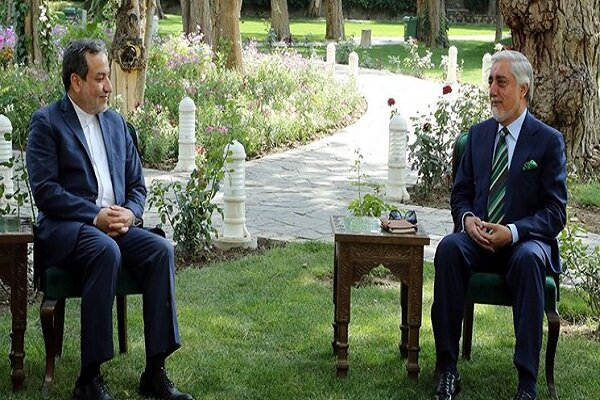 Iran supporter of Afghan peace talks: Araghchi