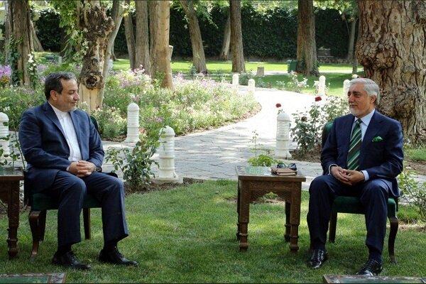 ایران از تلاشهای صلح در افغانستان حمایت میکند