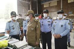سرلشکر موسوی از کارخانجات هواپیمای شکاری و پهپاد نهاجا بازدید کرد