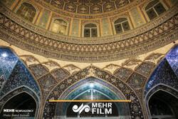 شکوه معماری اسلامی_ایرانی در مسجد اعظم قم