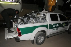 Over 1.1 tons of narctoics busted in SE Iran