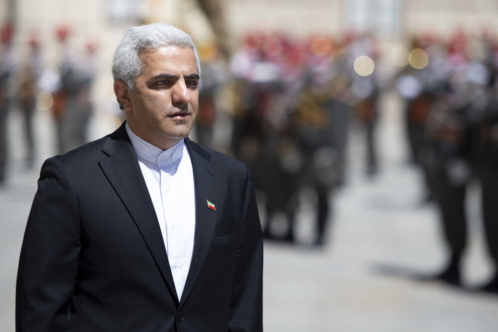 Iran, Slovakia to expand media coop.: envoy