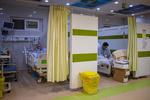 افتتاح بخش جدید آیسییو در بیمارستان امام حسین(ع) شاهرود