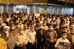 تجمع مردم بهبهان در اعتراض به تخریب اموال عمومی برگزار شد