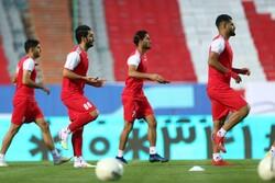 استراحت دو روزه گلمحمدی به بازیکنان پرسپولیس