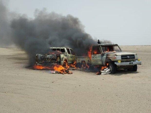 پاکستان میں دہشت گردوں کے حملے میں 2 اہلکار ہلاک 6 زخمی