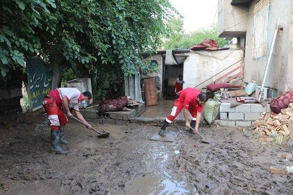 امدادرسانی به اهالی دو روستای شهرستان فردوس
