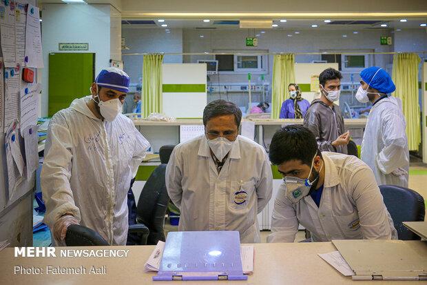İran'ın koronavirüs mücadelesi devam ediyor