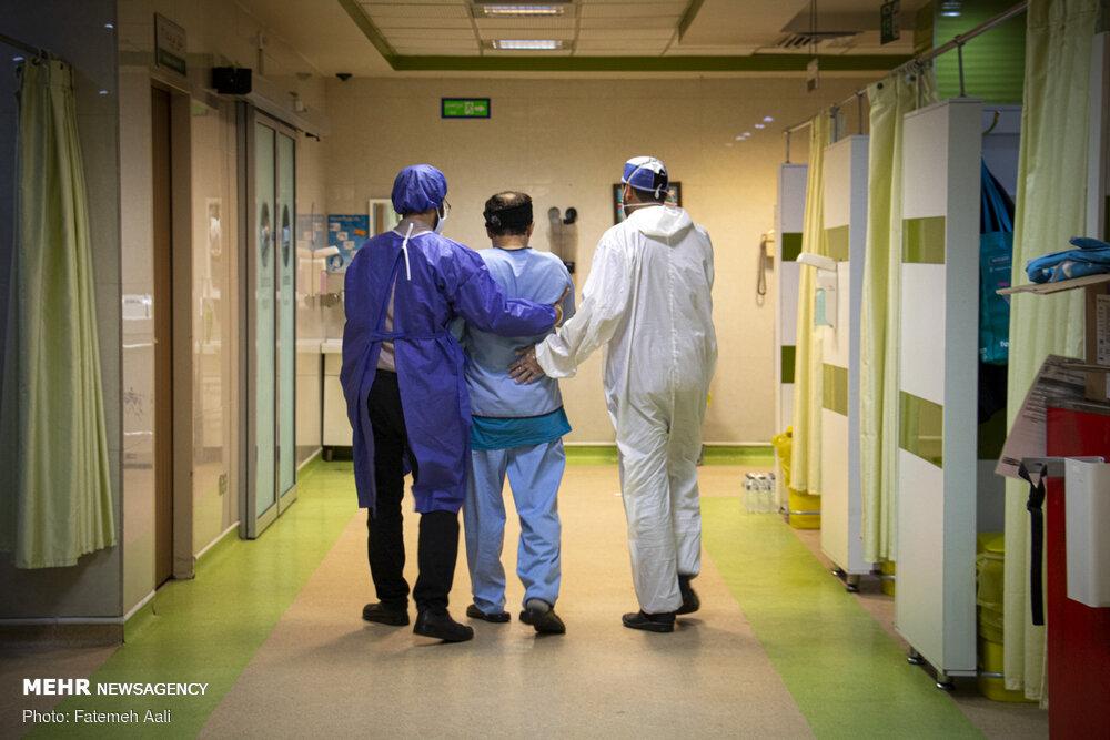 افزایش تلفات کادر درمان/ انتقاد از سیاستهای ضد کرونایی