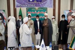 احکام انتصاب ۲۷ امام جمعه اهلسنت راسک و سرباز صادر شد