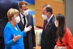 رهبران اروپا در شوک حمله به ساختمان کنگره آمریکا