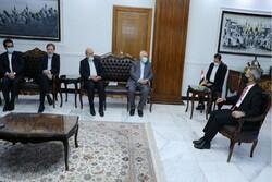 Zarif, Iraqi Judiciary chief discuss Gen. Soleimani martyrdom