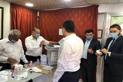 مشارکت گسترده شهروندان سوری در انتخابات پارلمانی ۲۰۲۰
