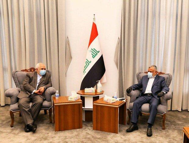 Zarif holds talk with head of Fatah Alliance