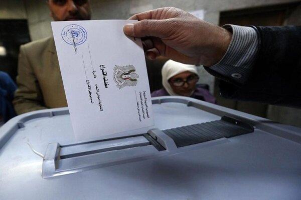 """بصمة الانتخابات السورية تتحدى قانون الغطرسة الامريكية """"قيصر"""""""