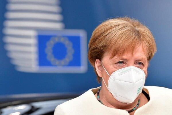 """Merkel'den """"Dağlık Karabağ"""" yorumu"""