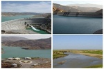 ورودی سدهای تهران ۱۵ درصد کاهش یافت
