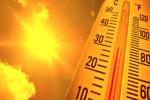ثبت دمای۵۳.۵ درجه در مهران/ هوای گرم تا فردا ادامه دارد