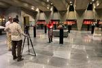 تصویربرداری ویژه برنامه «روز آمد» در برج آزادی تهران
