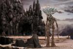 چالش مرد درختی با مرد لجنی در «همیشه گمشدهای هست»