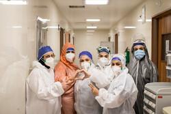 دانشجویان علوم پزشکی در خط مقدم مبارزه با کرونا/ بازگشایی به معنای پایان وضعیت اضطراری نیست