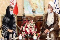 امنیت منطقه با نقش آفرینی و تعامل کشورهای خاورمیانه حاصل میشود