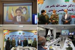 مدیرکل جدید حفظ آثار و نشر ارزشهای دفاع مقدس لرستان معارفه شد