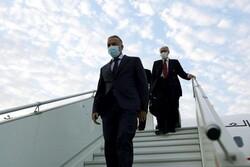 Iraqi PM Al-Kadhimi arrives in Tehran