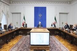 الرئيس روحاني: تعزيز الصادرات على سلم الاولويات الرئيسية للحكومة الإيرانية