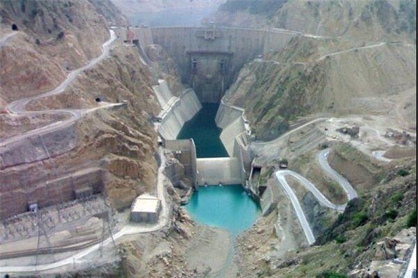 افزایش ۲ درصدی ورودی آب به مخازن سدهای کشور
