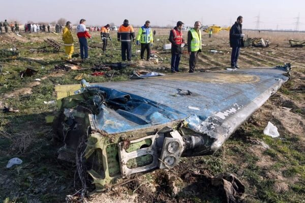 Iran strongly rejects Ukraine's statement on plane crash