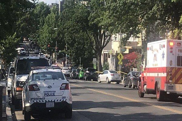 1 killed, 8 injured in US' Northwest D.C shooting