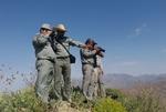 تجهیز محیطبانان سرپلذهابی به لباسهای دوربیندار