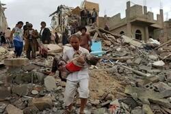 یمنی عوام کو سعودی عرب  کی مجرمانہ  جنگ کے ساتھ  قحط اور کورونا کا سامنا