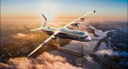 تصاویر طرح اولیه از بزرگترین هواپیمای هیبریدی جهان