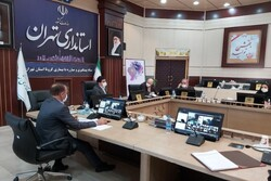 جلسه ستاد بازآفرینی استان تهران برگزار شد