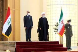 Rouhani welcomes Iraqi Prime Minister