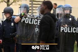 سرکوب گسترده معترضان به تبعیض در پورتلند