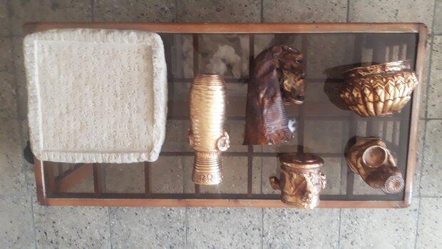 دستگیری عامل خرید و فروش اموال تاریخی در مراغه